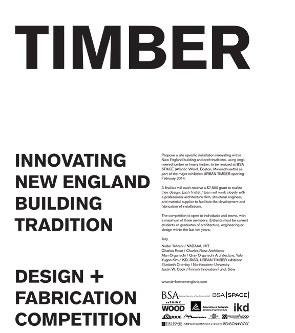11X17_TIMBER DESIGN + FABRICATION COMPETITION_POSTER