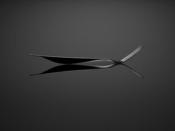 Interior Design Product voting silverware 2013