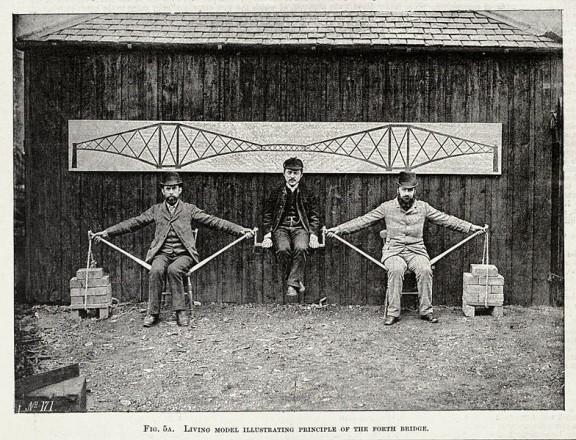 Cantilever_bridge_human_model