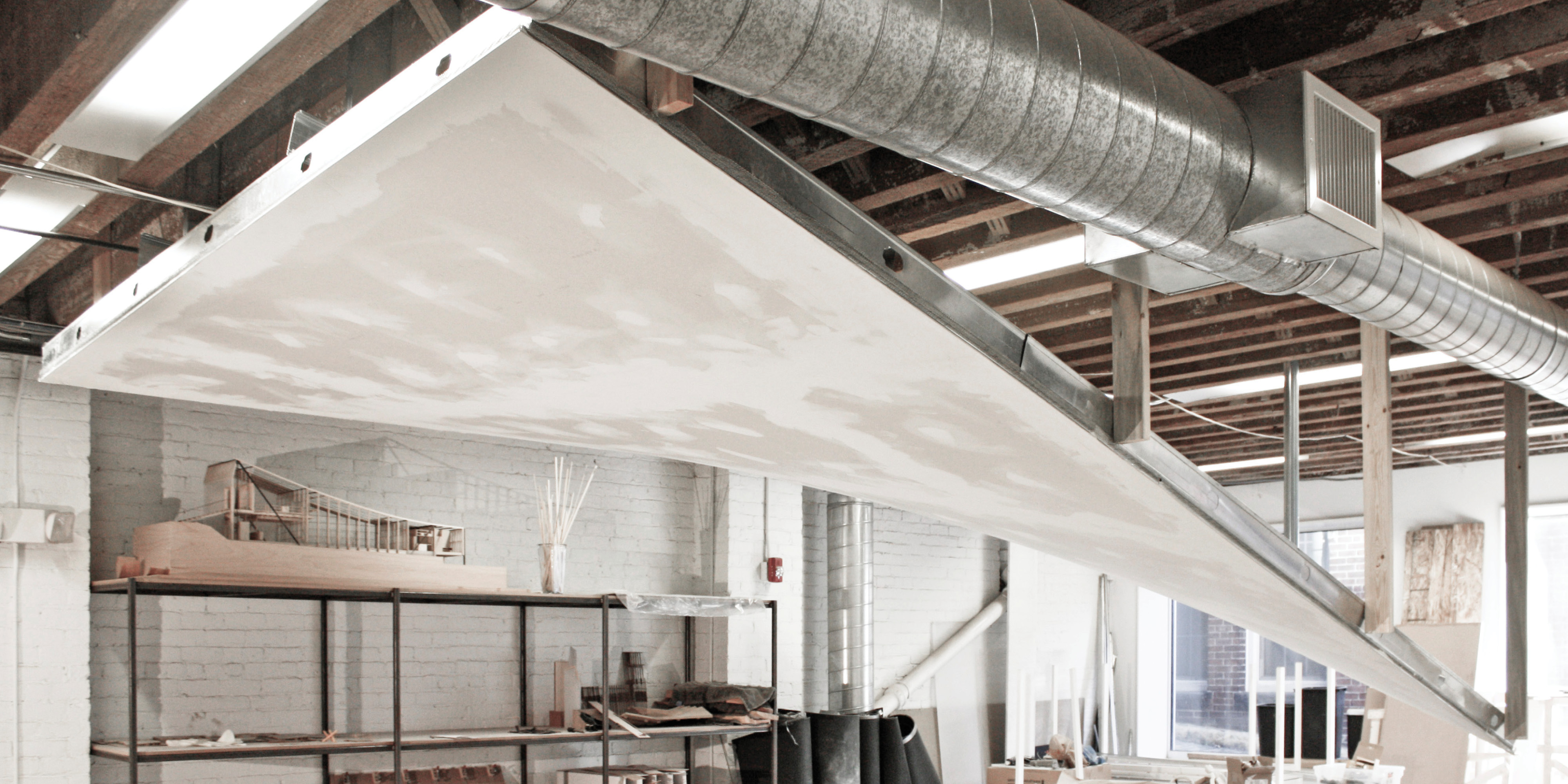 CASE STUDIES: DFALD CURVED RADIANT CEILING TEST